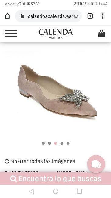Zapato plano color 9