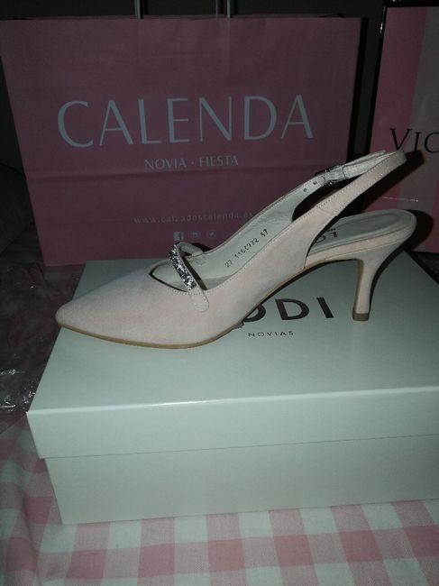 Color zapatos boda 5