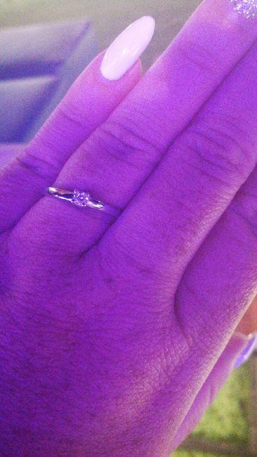 ¡Comparte una foto de tu anillo de pedida! 💍 8