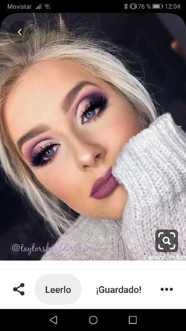 Qué maquillaje os gusta más? 3
