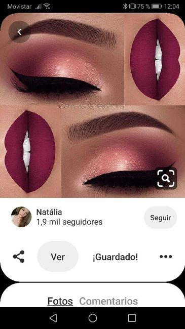 Qué maquillaje os gusta más? 4
