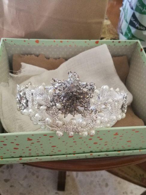 Ya tengo mi tiara!!! 1