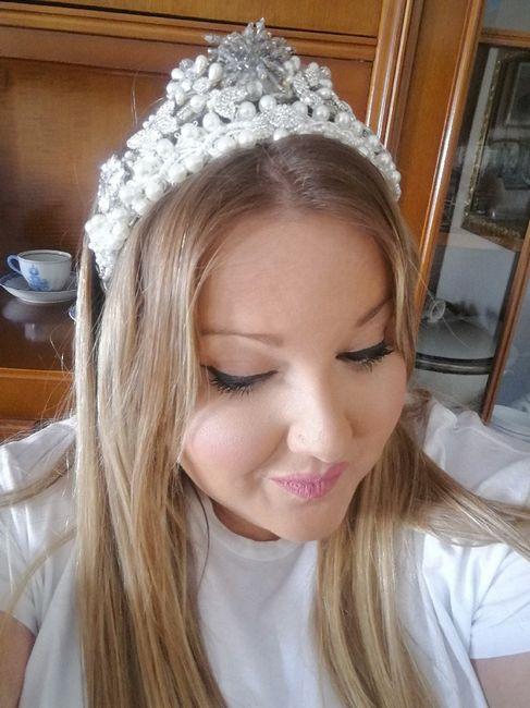 Ya tengo mi tiara!!! 3