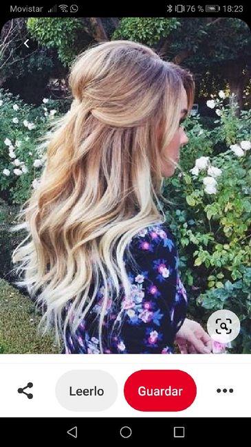 Inspiración peinados 15