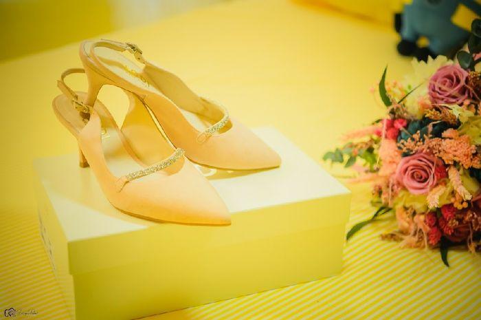 SOS!!! Necesito ayuda para mis zapatos de boda!!! 5