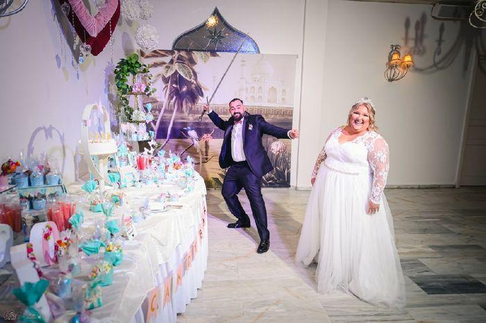 ¿Quienes siguen adelante con su boda en Octubre? 6