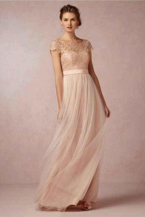Diferentes vestidos de novia - 1
