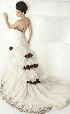 Diferentes vestidos de novia - 4