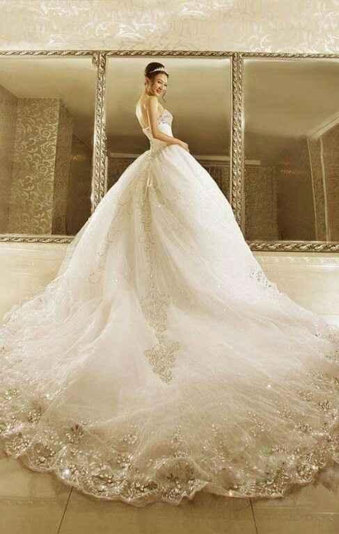 Diferentes vestidos de novia - 5