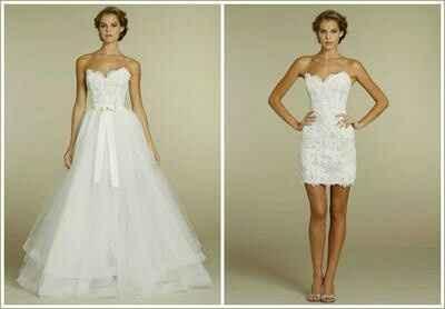 Diferentes vestidos de novia - 8