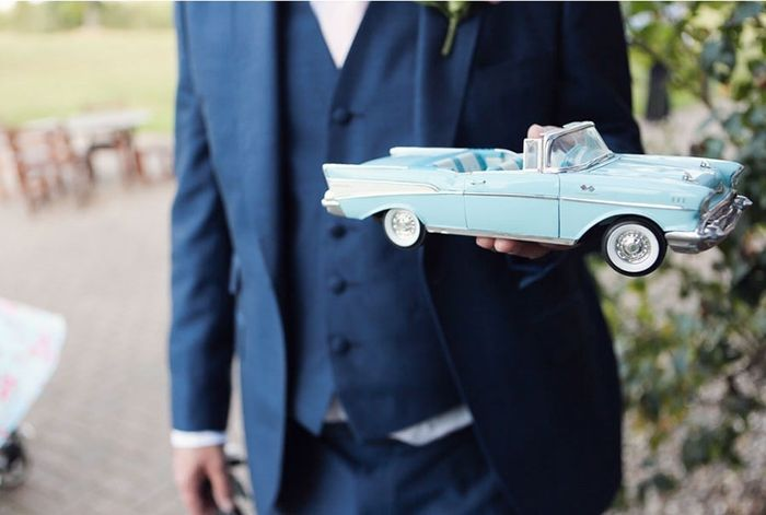 El club de las bodas temáticas (Años 50 - Grease)