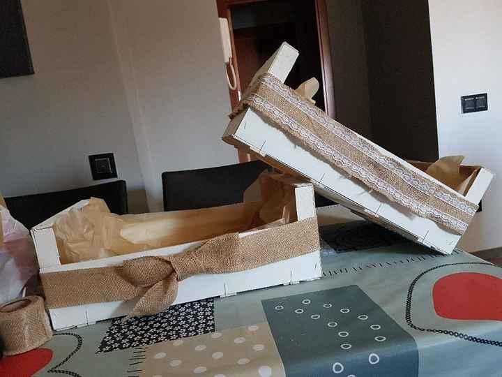 Cajas  de madera - 1