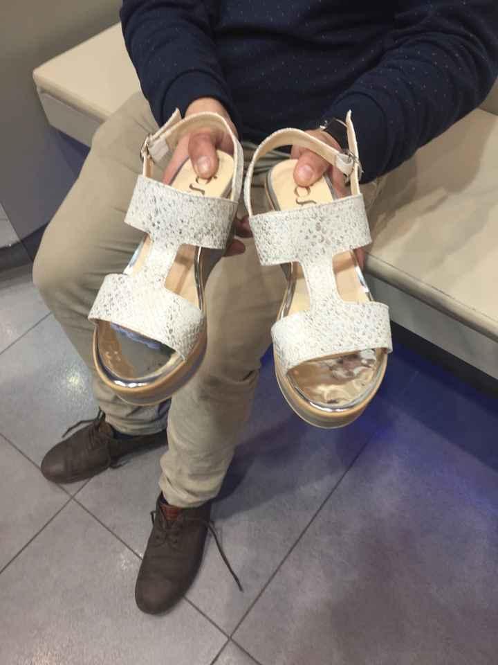 Dudas con los zapatos - 1