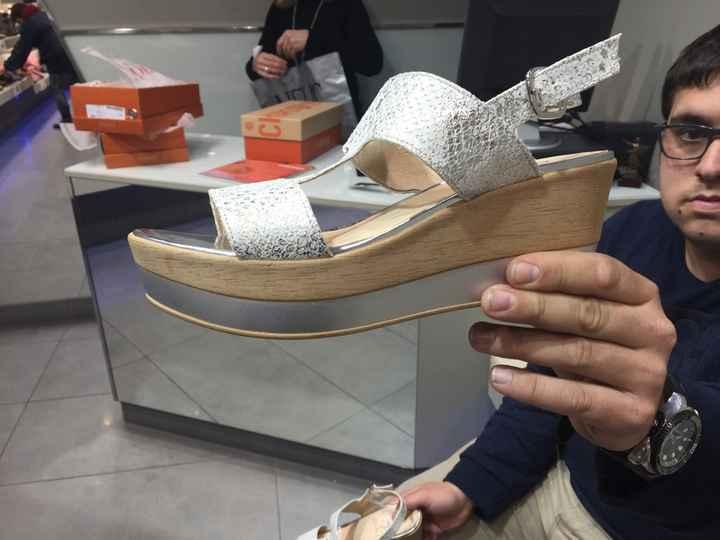 Dudas con los zapatos - 2