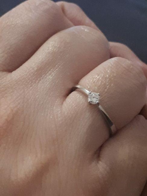 ¡Comparte una foto de tu anillo de pedida! 💍 10