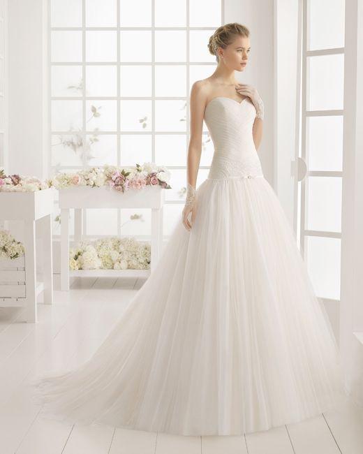 Vestido de novia talla grande - Moda nupcial - Foro Bodas.net