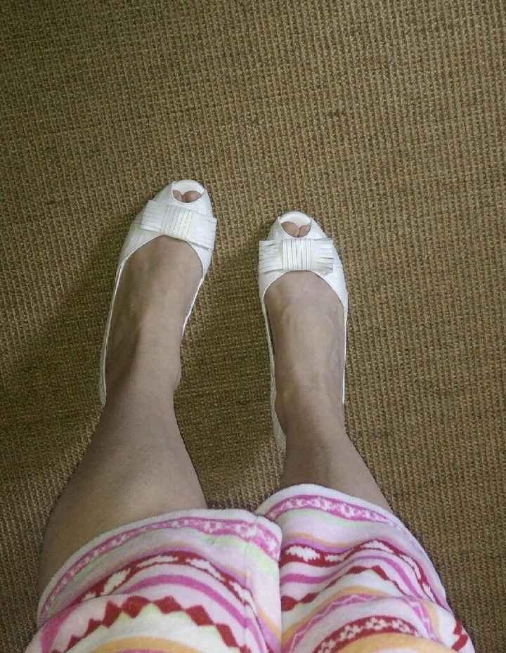 Mis zapatos - 3