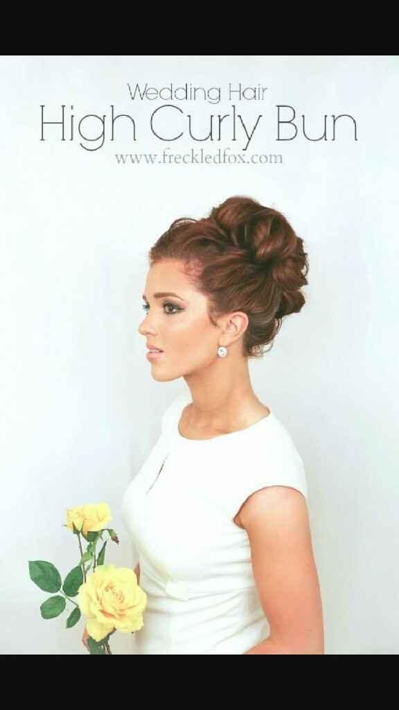 Peinados tiara y velo - 2