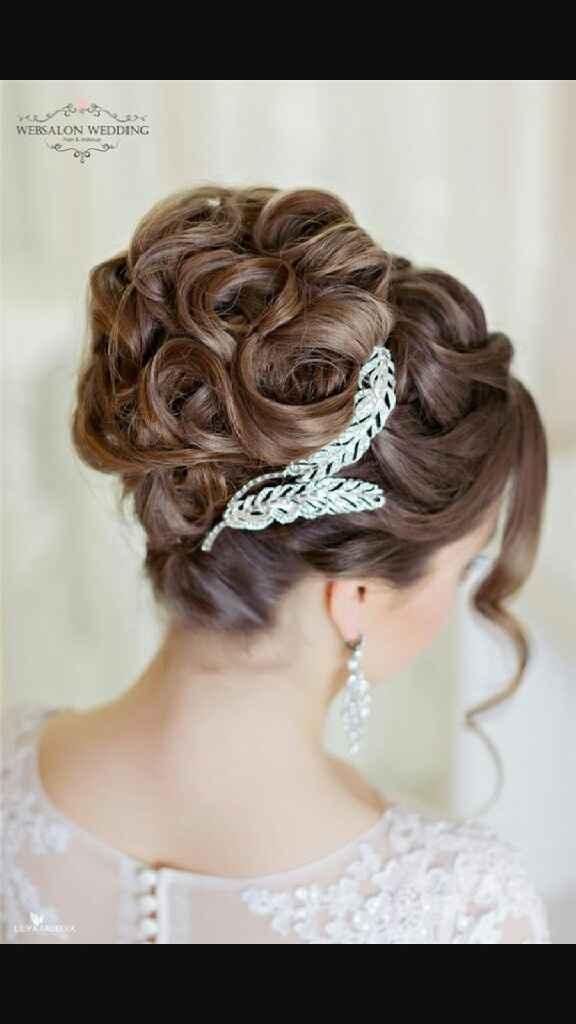 Peinados tiara y velo - 4