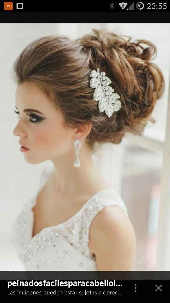Peinados tiara y velo - 5