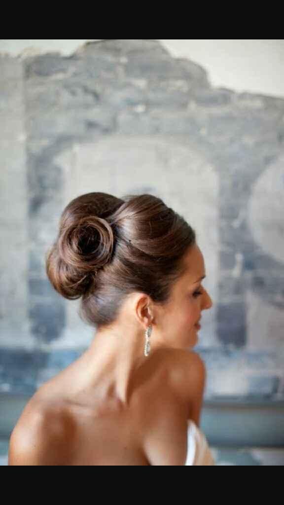 Peinados tiara y velo - 7
