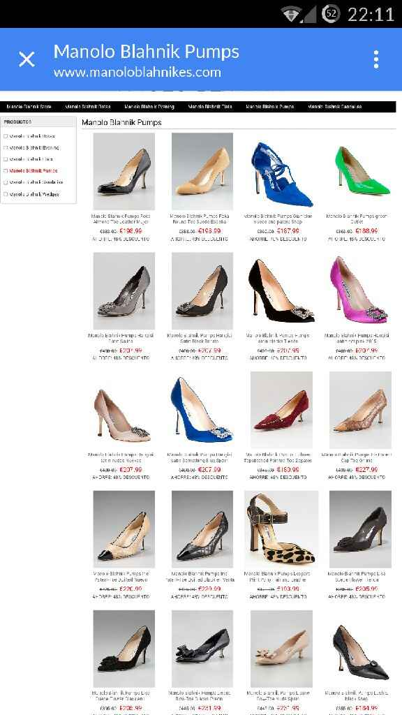 Zapatos sexo en nueva york - 1