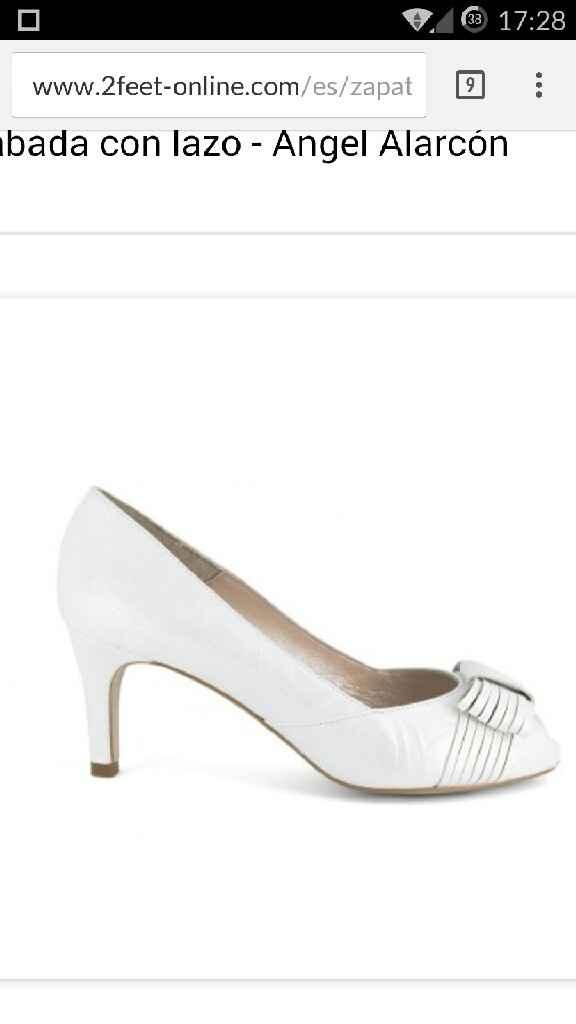 Vuestros zapatos de novia ... - 1