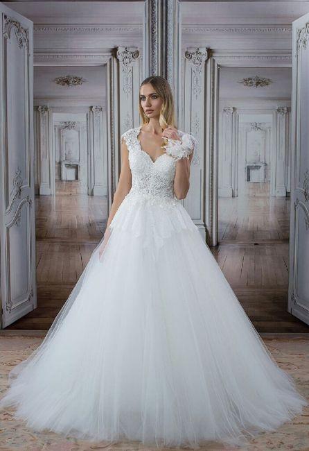 pnina tornai - moda nupcial - foro bodas