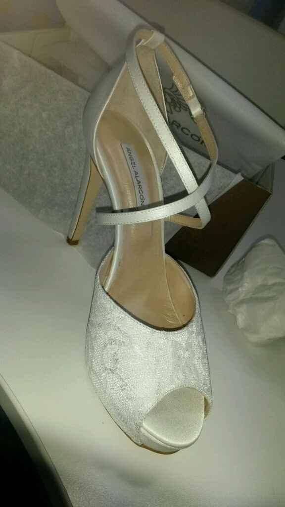 Que zapato os gusta mas? - 1