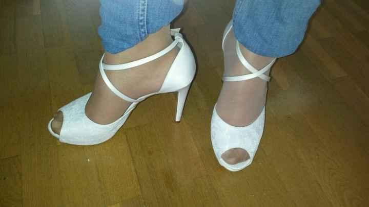Que zapato os gusta mas? - 2