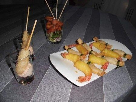 apperitivos