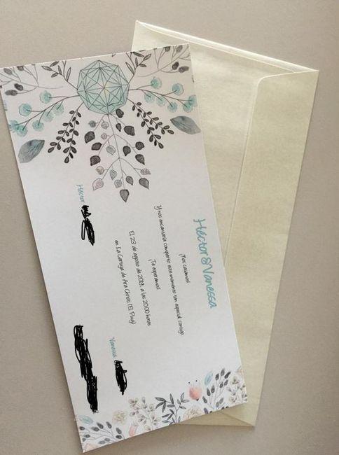 Invitación sencilla