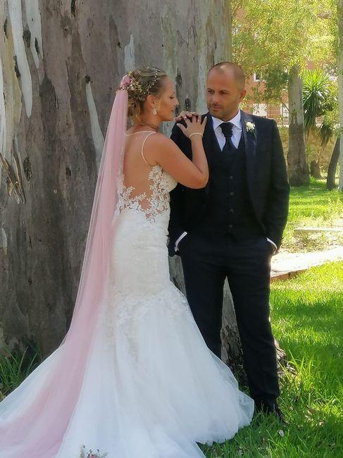 Ya estamos casados! 8