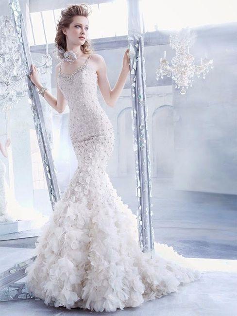 Vestidos de novia lazaro en espana