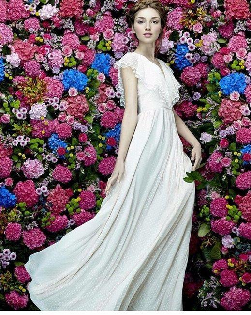 vestido dolores promesas - moda nupcial - foro bodas