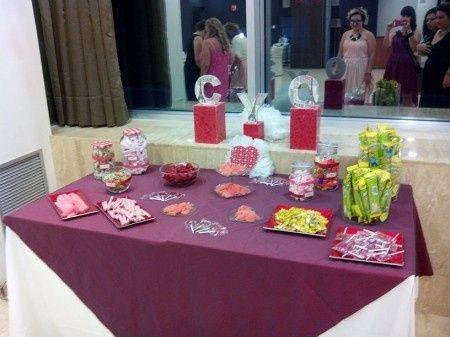 Candy bar. accesorios e ideas... - 1