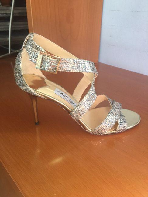 Quiero mis zapatos así!!!! - 1