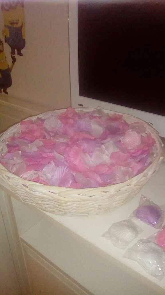 Pétalos de rosas - 2