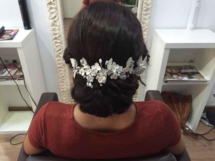 Peinado y tocado! - 1