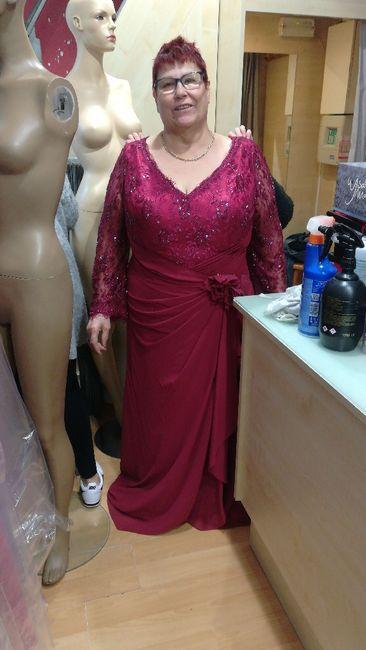 vestido talla grande madre novia en barcelona - barcelona - foro