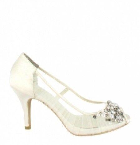 zapatos menbur - moda nupcial - foro bodas