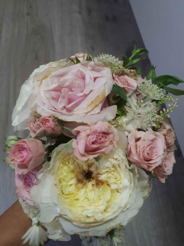 Secar ramo de novia en casa - 1