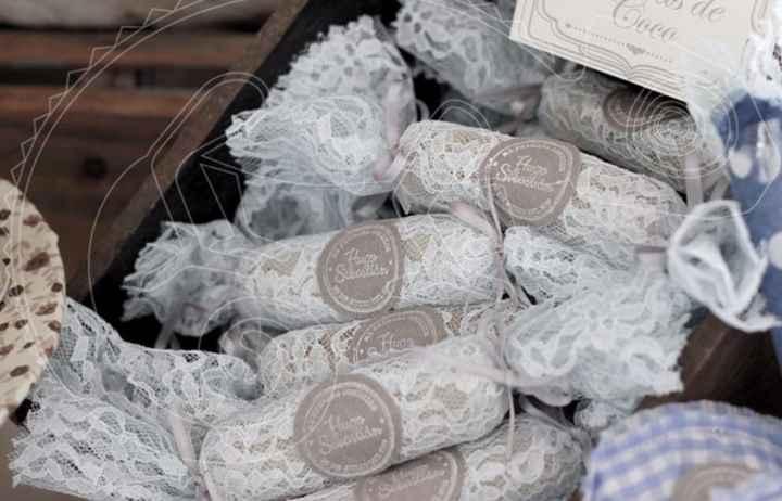 Unas pashminas con un packaging de escándalo