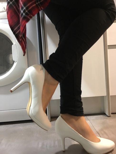 Zapatos novia cerrados - 1