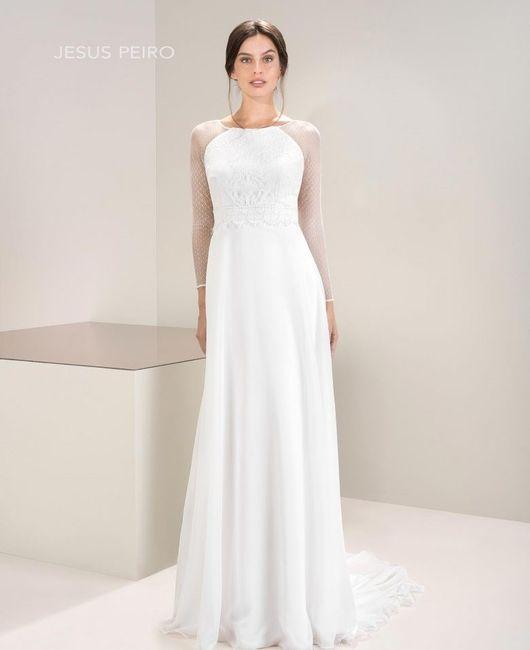 novias jesus peiro - moda nupcial - foro bodas