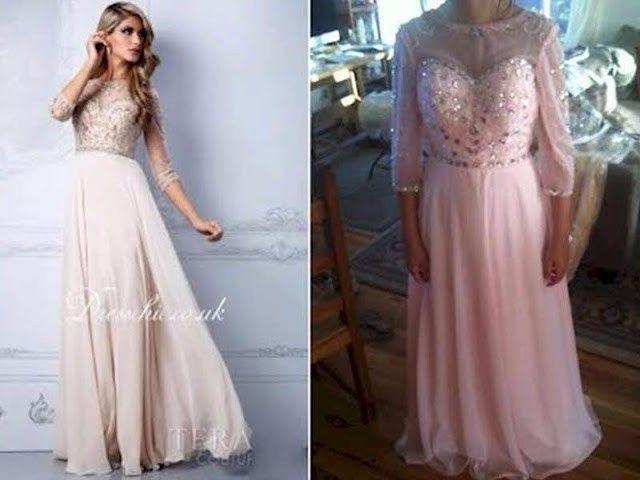 no os parece muy arriesgado comprar un vestido por aliexpress