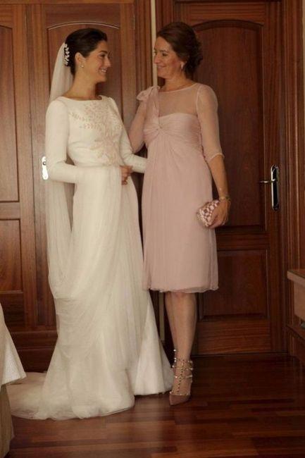 look madre de novia o madrina - moda nupcial - foro bodas