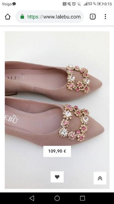 Los zapatos: ¿Cuál es tu color? 2