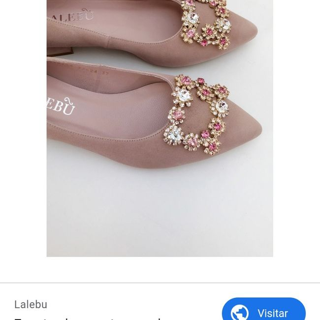 Mis zapatos 👡 de novia 👰🏼 - 1