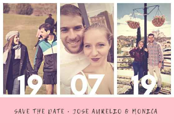 Save the date - 3